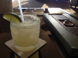 Vacation Highlight: St. Regis Princeville Ginger Margarita