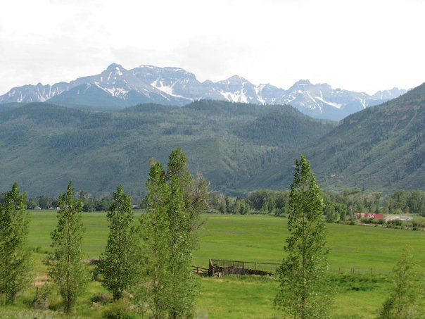 Ridgway-Ouray-way