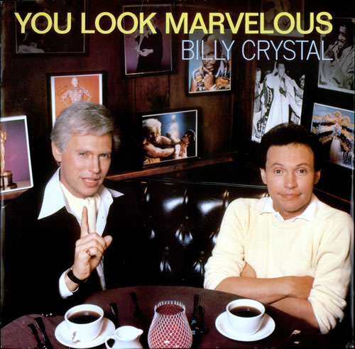 Billy+Crystal+-+You+Look+Marvelous+-+12%22+RECORD-MAXI+SINGLE-524011