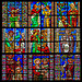 """Mosaic of Stained Glass"" via Flickr, Eugene Zhukovsky"